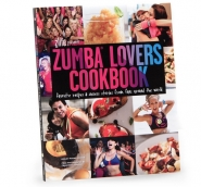 ZUMBA Zumba Lovers Cook Book - 24,95 €