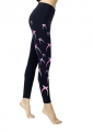 PILOXING Sleek Fly X Legging - ČIERNE - 59,95 €
