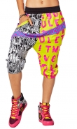ZUMBA Let It Move You Harem Dance Pants - MNOHOFAREBNÉ - 25,17 €