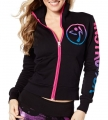 ZUMBA Dance Gypsy Instructor Cardigan - ČIERNA - 36,95 €