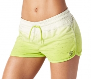 ZUMBA When The Sun Goes Down Shorts - ZELENÉ - 29,95 €