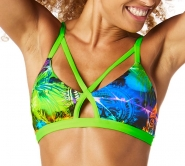 ZUMBA Rock Out Bra - ZELENÝ - 32,95 €