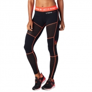 ZUMBA Let It Sync In Paneled Leggings - ČIERNE - 51,95 €