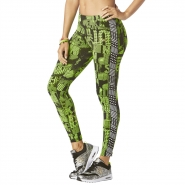 ZUMBA Dance It Out Leggings - ZELENÉ - 33,57 €