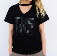 PILOXING On Set T-Shirt - ČIERNE - 35,95 €