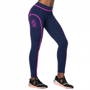 ZUMBA STRONG By Zumba Piped Legging - MODRÉ - 58,95 €