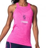 ZUMBA STRONG By Zumba Seamless Tank - RUŽOVÉ - 36,95 €