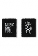 ZUMBA Music Is my Fuel Wristbands (2 ks) - 9,00 €