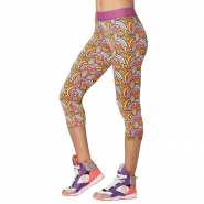 ZUMBA Believe In Magic Capri Legging - FAREBNÉ - 25,87 €
