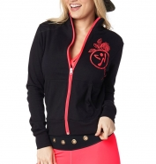 ZUMBA Power Zip Up Cardigan - ČIERNA - 39,95 €