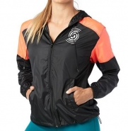 ZUMBA Squat Sync Sweat Windbraker Jacket - ČIERNA - 58,95 €