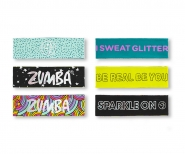 ZUMBA Sparkle On reversible headbands (3 ks) - 13,95 €