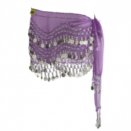 ZUMBA Belly Dance Scarf - FIALOVÁ - 10,00 €