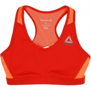 REEBOK Workout Ready Medium Support Bra - ČERVENÝ - 23,95 €