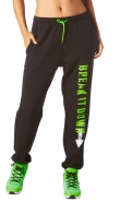 ZUMBA Party in Da Basement Sweatpants - ČIERNE - 49,95 €