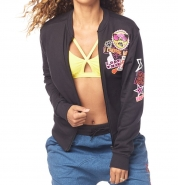 ZUMBA Dance Bold Instructor Jacket - ČIERNA - 48,95 €