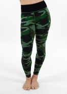 PILOXING Get It Combat Legging - ZELENÉ - 69,95 €