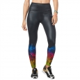 ZUMBA Seventies High Waisted Ankle Legging - ČIERNE - 58,96 €
