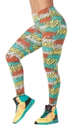 ZUMBA Be About Love Long Legging - TYRKYSOVÉ - 32,17 €