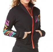 ZUMBA Be About Love Zumba Instr. Jacket - ČIERNA - 38,95 €