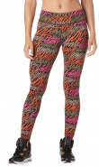 ZUMBA Be About Love Long Legging - ZELENÉ ARMY - 45,95 €
