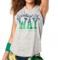 ZUMBA Instructor Leading The Way Muscle Tank - SIVÉ - 29,95 €