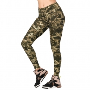 ZUMBA Mixed It Up Ankle Legging - ZELENÉ - 44,95 €