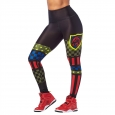 ZUMBA 2020 Highwaisted Legging - ČIERNE - 54,95 €