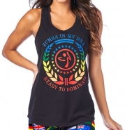 ZUMBA Is My DNA Tank - ČIERNE - 23,95 €