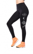 ZUMBA Spirit Highwaisted Legging - ČIERNE - 45,95 €